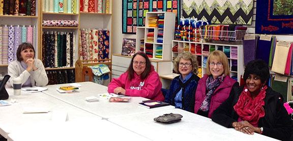 Quilt Tree Meeting
